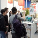 CeBIT 2012 - Braincademy, Webcam-Game